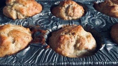 Recette muffins sans produits laitiers