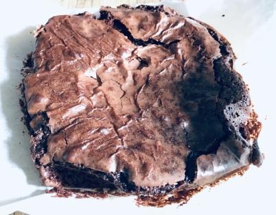 recette brownie sans produits laitiers