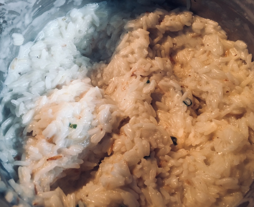 Cuisson du riz