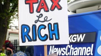 impot taxe capital classe moyenne
